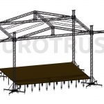 SR-10 Saddle Roof Eurotruss