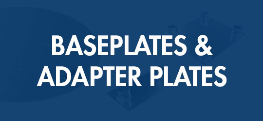 Baseplates Adapter Plates